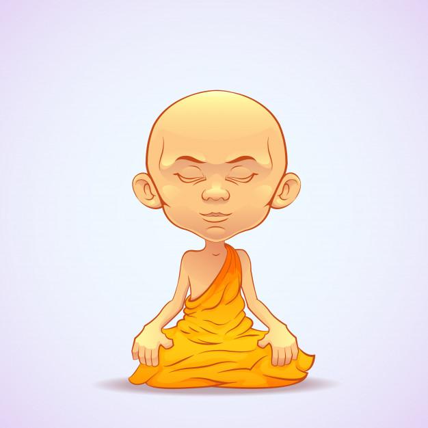 La imagen tiene un atributo ALT vacío; su nombre de archivo es monje-budista-meditando_96980-65.jpg